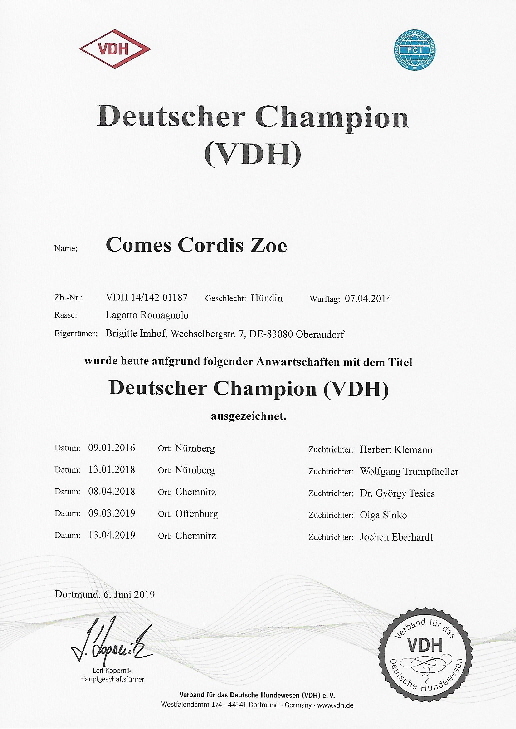 Deutscher Champion VDH jpg scan
